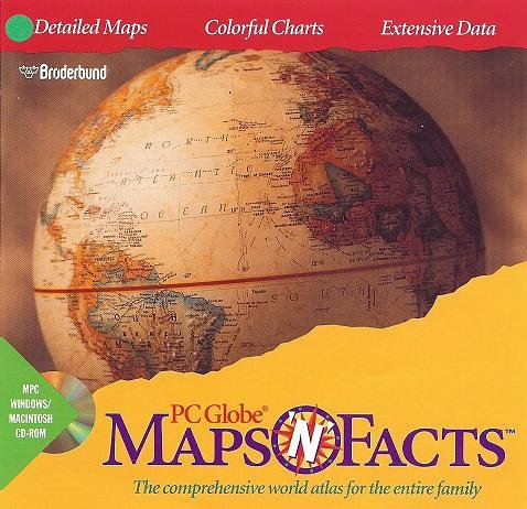 Amazon pc globe maps n facts the comprehensive world atlas pc globe maps n facts the comprehensive world atlas gumiabroncs Images
