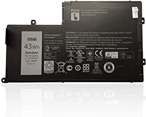 efohana TRHFF Laptop Battery Replacement for Dell Inspiron 14 5442 5457 15 5542 5557 Latitude 3450 3550 Series Notebook 0PD19 Opd19 0R0JM6 01V2F 01V2F6 11.1V 43Wh 3800mAh