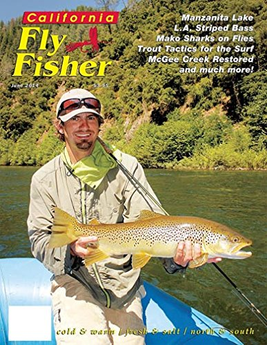 Best Price for California Fly Fisher Magazine Subscription