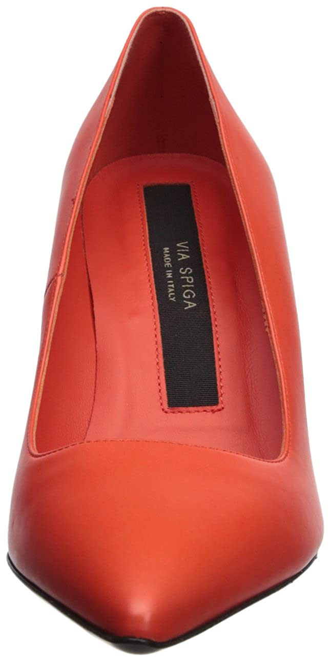 cf08e77bb3 Amazon.com | Via Spiga Women's Nikole Pump | Pumps