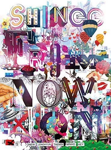 CD : Shinee - Best From Now On: Limited A Version (With Blu-Ray, Japan - Import, 3PC)