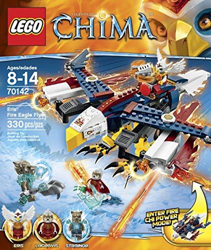 LEGO Chima 70142 Eris Fire Eagle Flyer Building Toy
