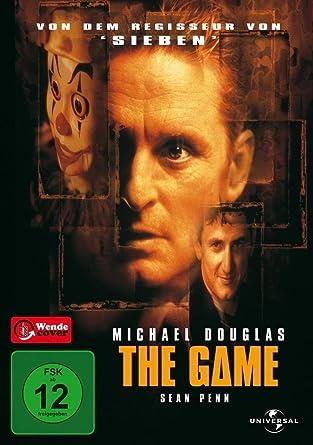 the game dvd 1997 amazon co uk michael douglas deborah kara