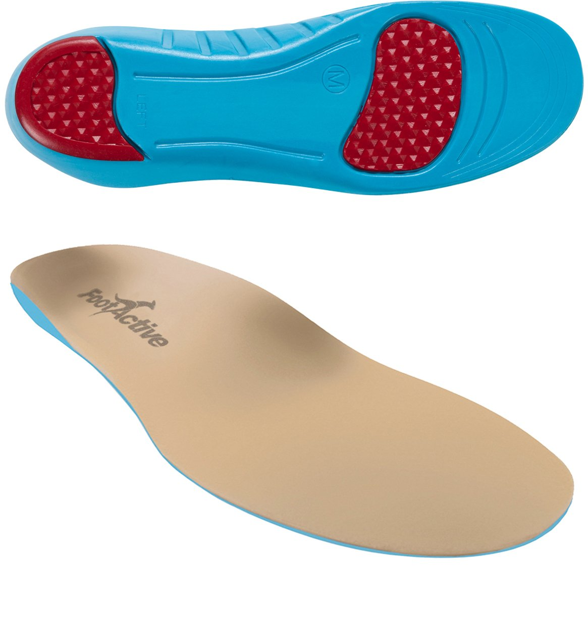 FootActive SENSI - für empfindliche Füße, Diabetes, Arthritis, Fersensporn und Fußprobleme - Herrlich im Winter!