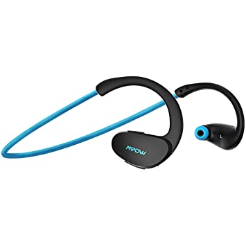 Buy Mpow Cheetah Mbh6l Uk Bluetooth Headphones Blue Online At Low Prices In India Amazon In