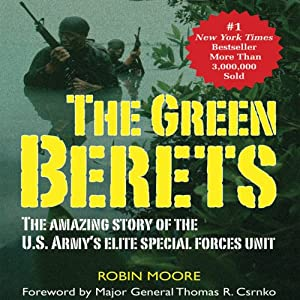 The Green Berets Hörbuch