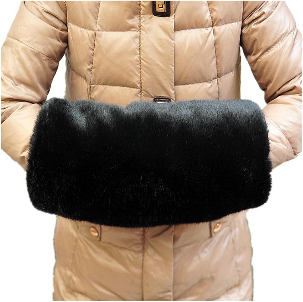 Renaissance hand warmer Cuddly warm hand muff Cosplay larger muff.