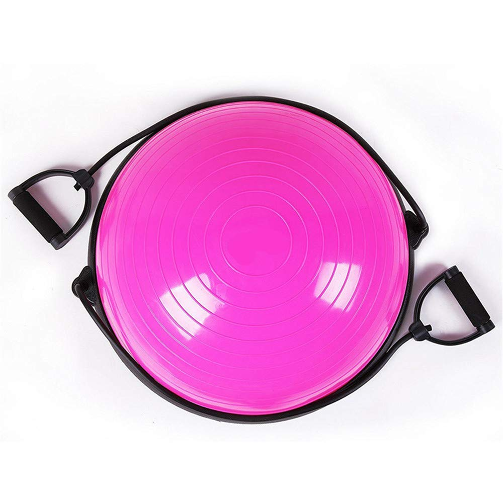Yoga Ball Thickening Explosion-Proof Beginner Sports Fitness Balanced Yoga Ball for Family Gym Office