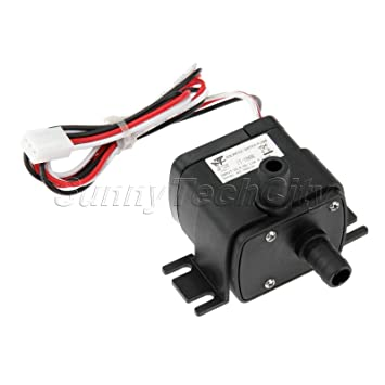 Super Amazon Com Fidgetfidget Pc 12V 350L H Water Pump Brushless Motor Wiring 101 Akebretraxxcnl