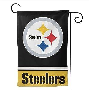Stockdale Pittsburgh Steelers Garden Flag 12.5