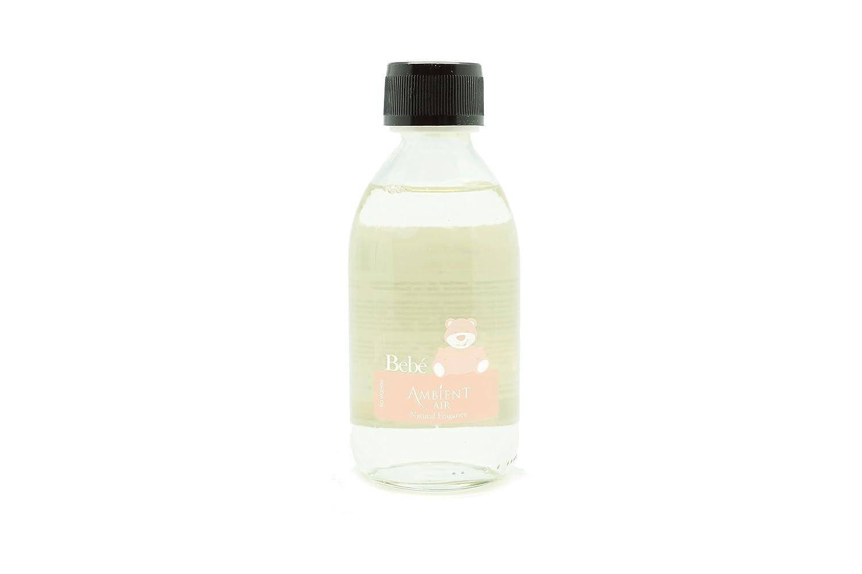 Ambientair RC250BBA Recambio Mikado, Aroma Bebé, Cristal, 250 ml