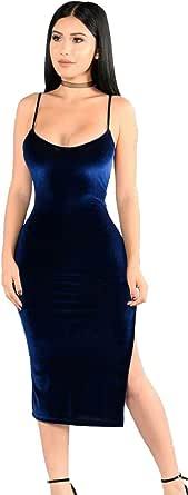 فستان مناسبة خاصة فستان بنمط قميص للنساء