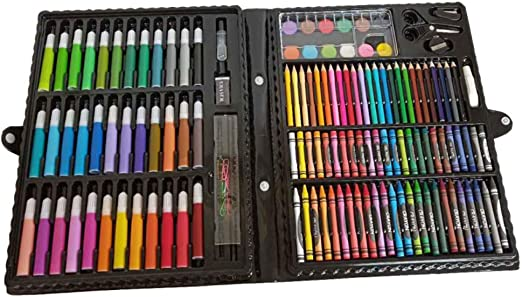 Art JKWL - Caja de 150 lápices de Colores Pastel para niños, para ...