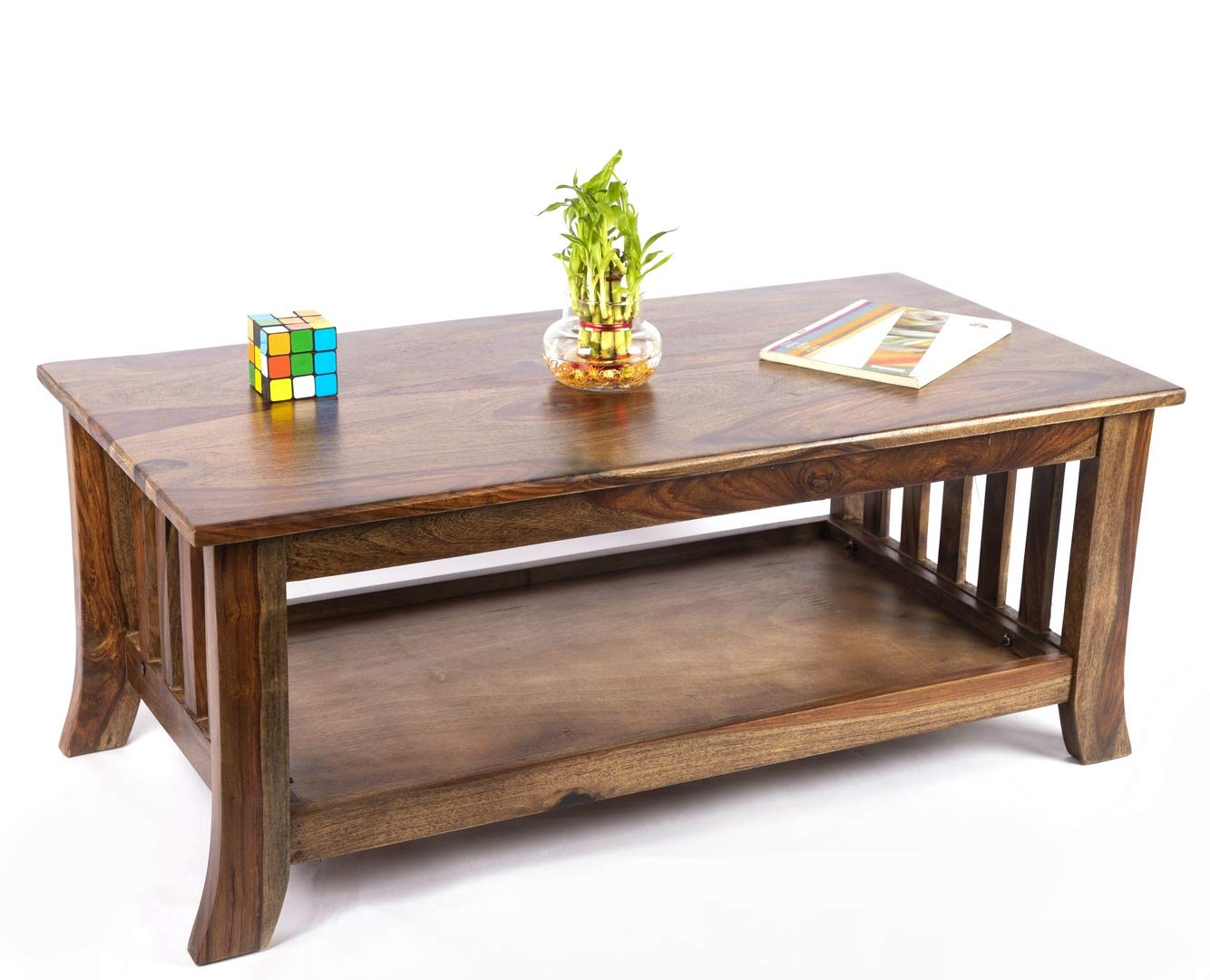 Ikiriya Solid Rosewood Coffee Table Center Table Ctw0032 Amazon In Home Kitchen
