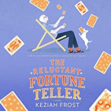 The Reluctant Fortune-Teller Audiobook by Keziah Frost Narrated by Carly Robins
