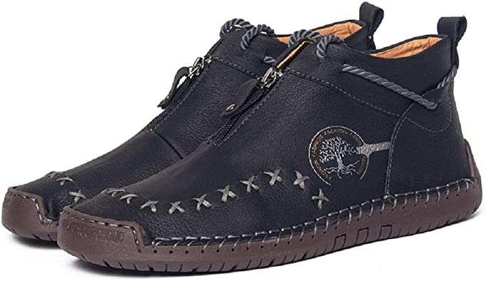 Dacomfy Mens Casual Shoes Loafers