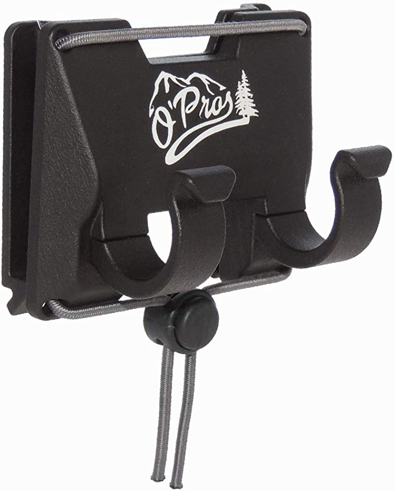Maxcatch Environment friendly Belt-mounted Fly Fishing Rod Holder rod support