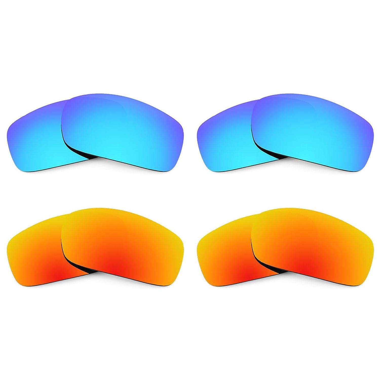 カウくる Oakley X B01CGXQ1S8 Squared ペアコンボパック 用Revant交換レンズ 偏光4 ペアコンボパック X K022 B01CGXQ1S8, 豆匠 豆福:c5276476 --- arianechie.dominiotemporario.com