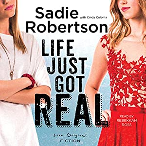 Life Just Got Real Audiobook