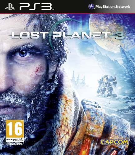 Lost Planet 3 Sony Playstation 3 PS3 Game UK PAL