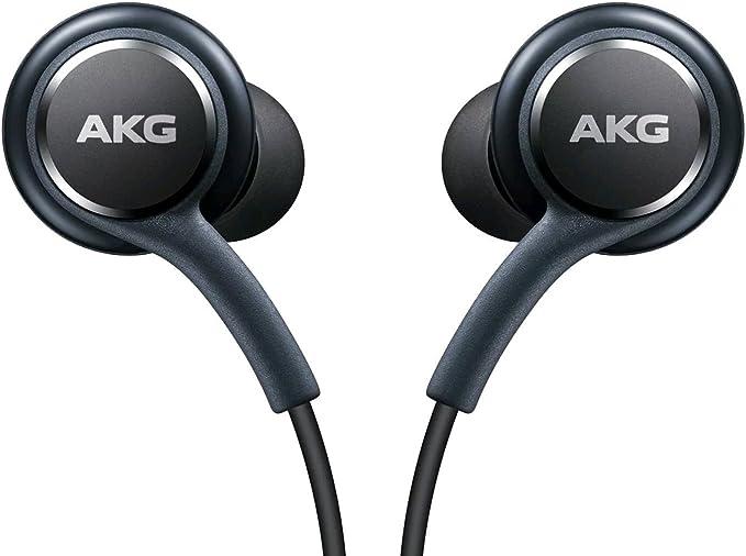 Offizieller Galaxy S8 S8 + In Ear Kopfhörer [EO IG955BSEGWW], Fone Stuff abgestimmt von AKG, Fernbedienung + Mikrofon Freisprecheinrichtung
