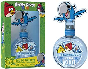 Angry Birds Rio by Air-Val International for Unisex - Eau de Toilette, 50 ml