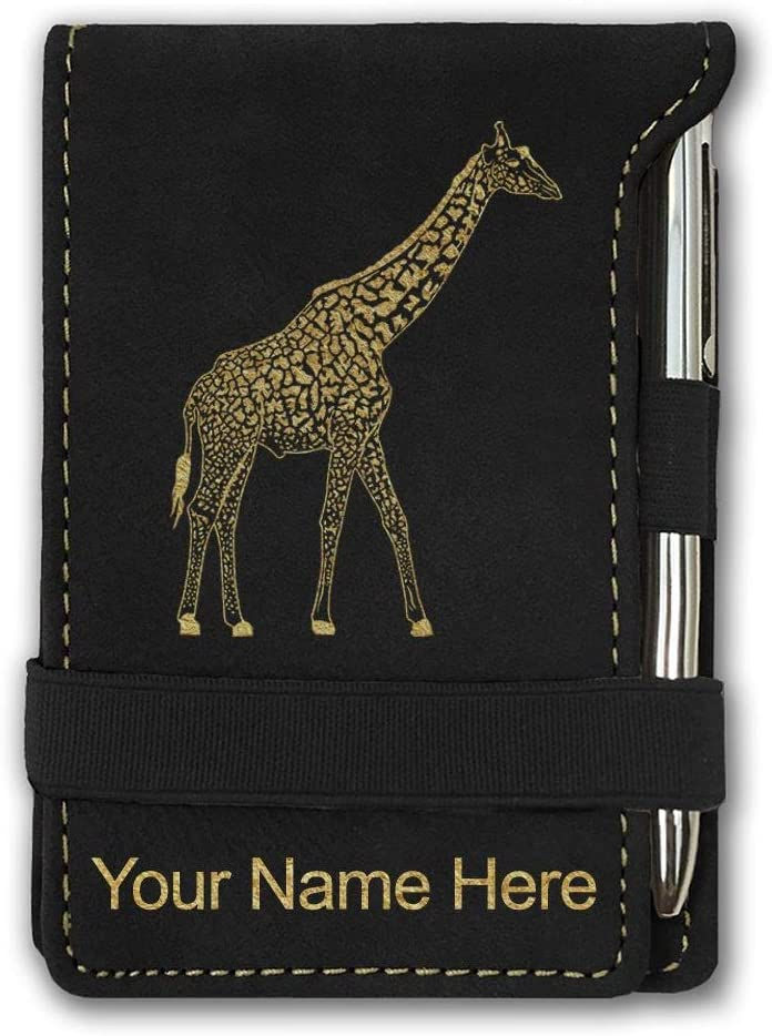 Giraffe Mini Notepad