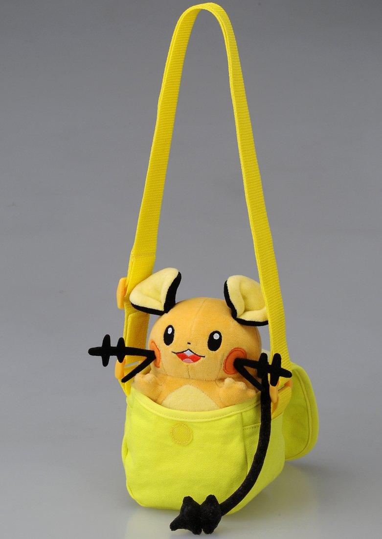 Pokemon Dedenne pochette by Takara Tomy (Image #2)