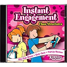 Kagan Cooperative Learning Instant Engagement Class Structures