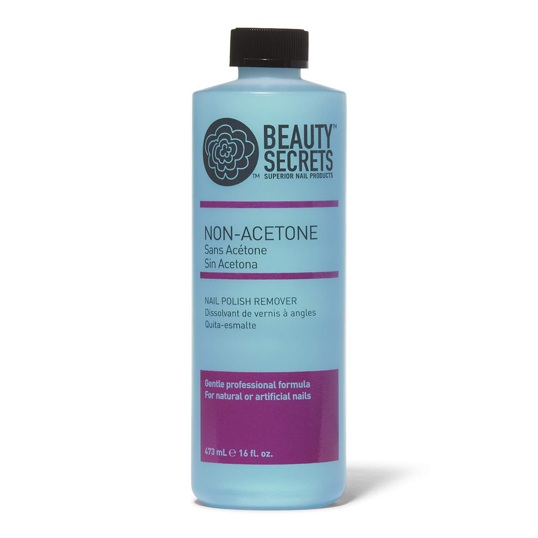 Amazon.com : Non Acetone Nail Polish Remover : Beauty