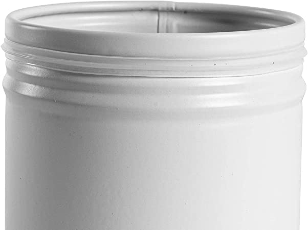 Métal réserve doses environ Tea Coffee Sugar aufbewahrungsdose Vintage Retro 3er