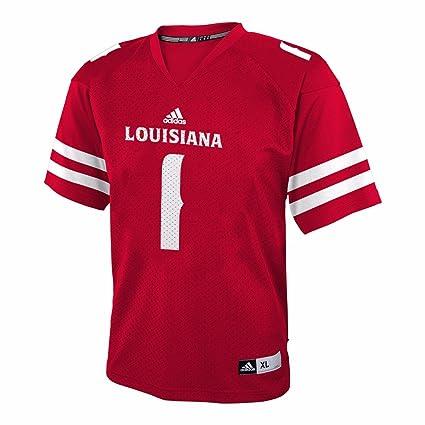 official photos 25b26 e743a Amazon.com : adidas Louisiana-Lafayette Ragin' Cajuns NCAA ...