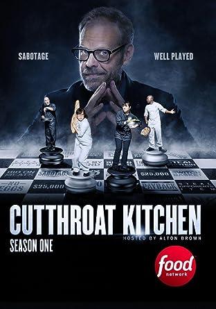 Cutthroat Kitchen Game | Amazon Com Cutthroat Kitchen Season 1 Alton Brown Antonia Lofaso