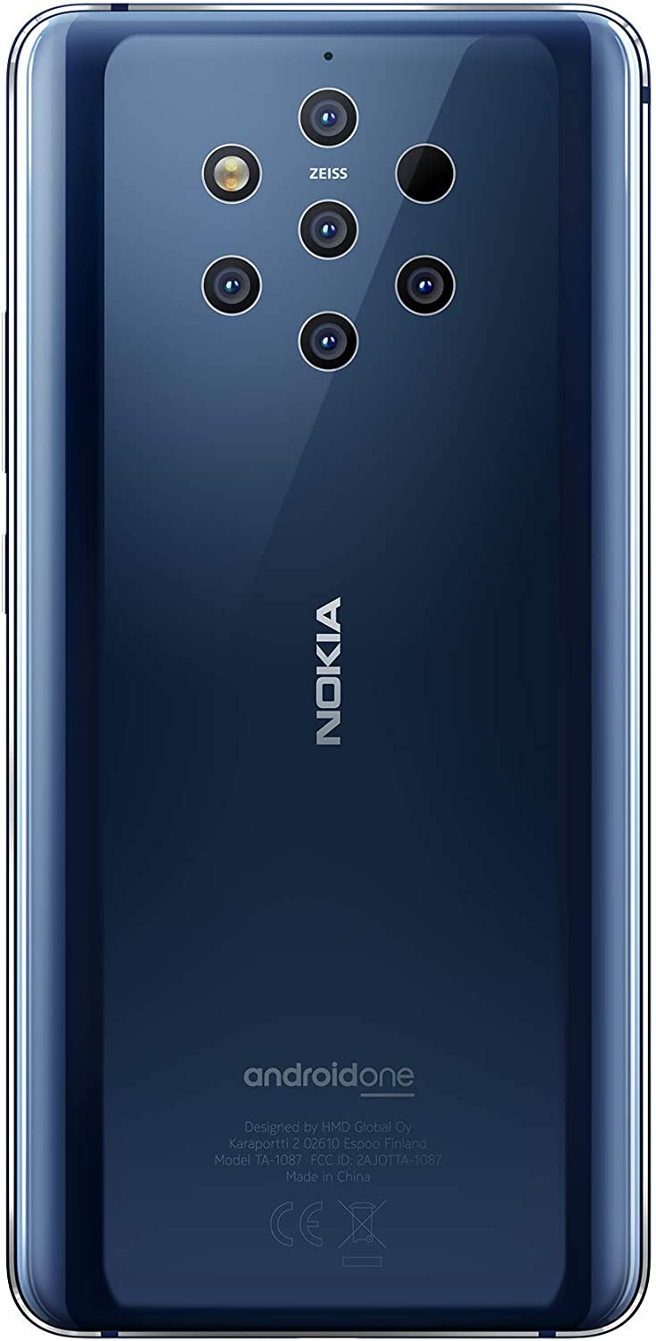 Nokia 9 PureView mit Stock Android One