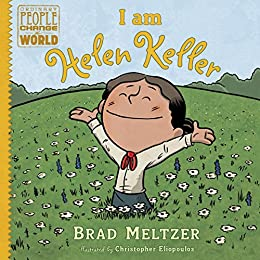 I am Helen Keller (Ordinary People Change the World) by [Meltzer, Brad]