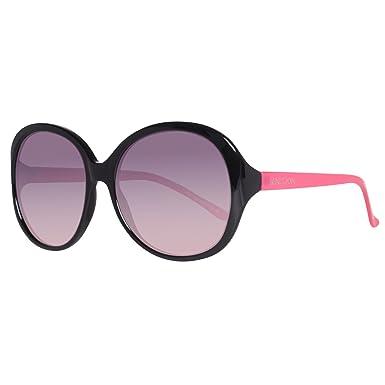 United Colors of Benetton BE984S01 Gafas de sol, Black/Pink ...