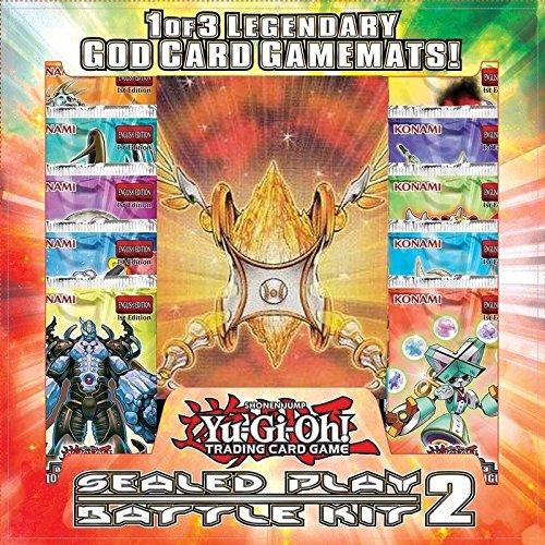 Konami Yugioh Battle Kit 3 Monster Hearld Light Playmat 1...