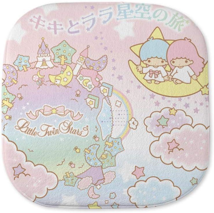 FeiXing158 Little Twin Star Carpets Tapis de Bain