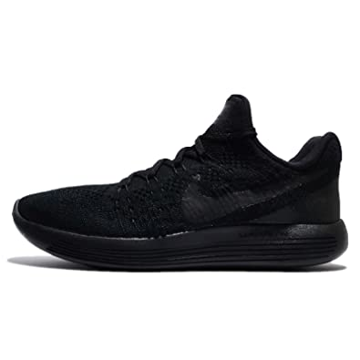 05be351c1fdb2 ... usa nike mens lunarepic low flyknit 2 black black racer blue 10.5 m  2de2e 7226e