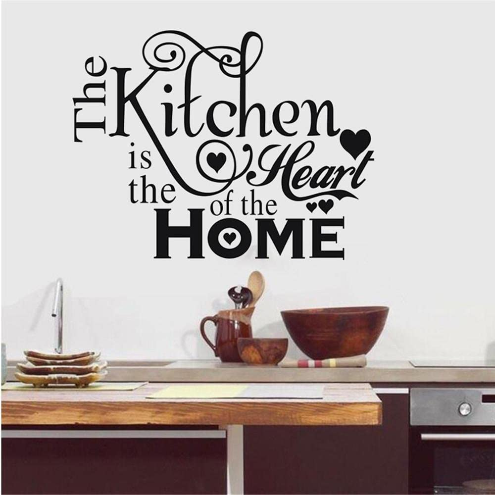 Fashion Wall Decals Wall Sticker Decal Bathroom Kitchen Decor Vinyl Office Home Decorations Wall Art Mural Stickers Decals A