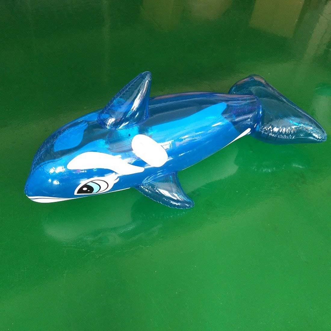Formulaone Precioso Dolphin Inflable Balsa de Asiento Flotante Cama Flotador Piscina Niños Verano Playa Vacaciones en la Playa Juguete de Fiesta en el Agua ...