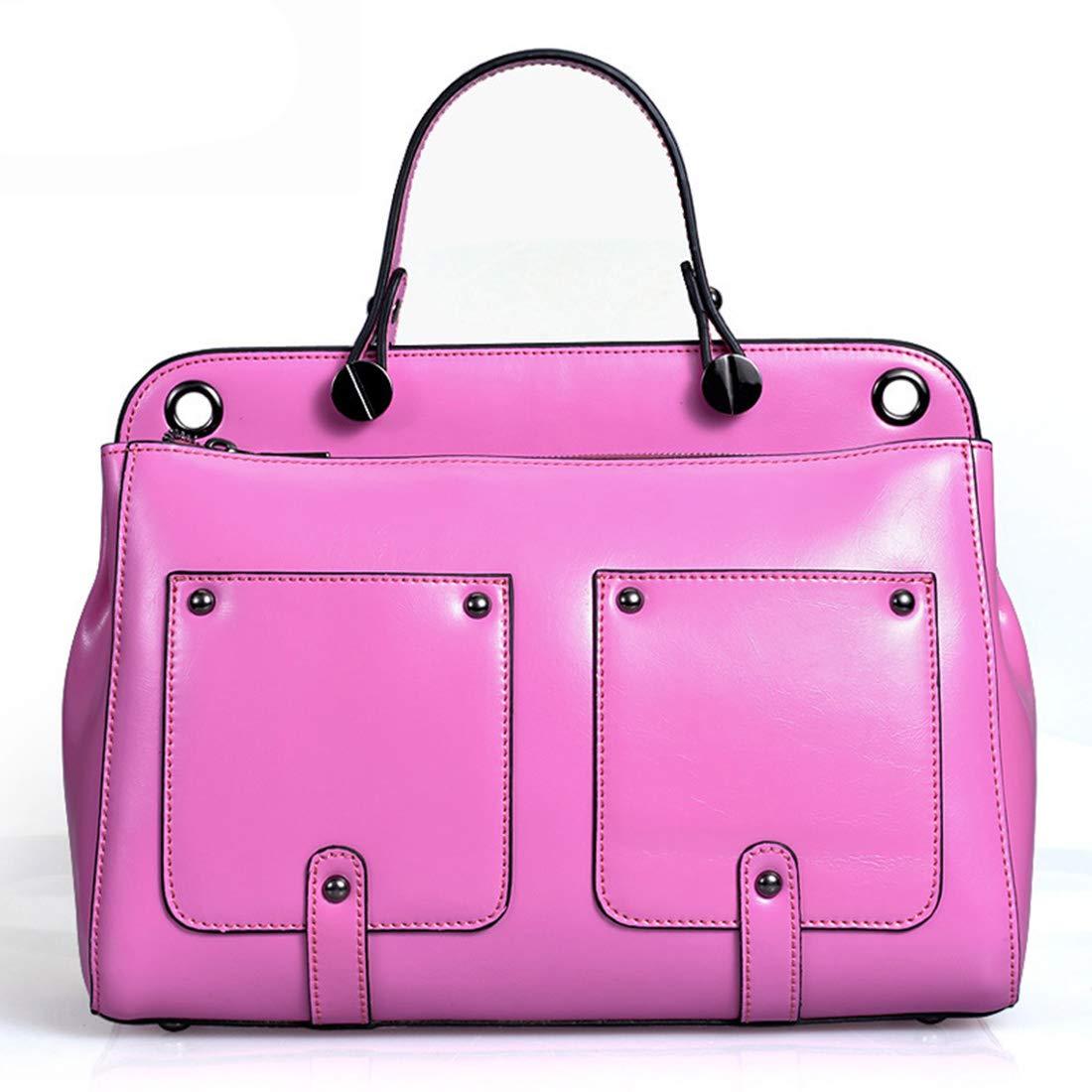低価格の DOUGHNUT 本革女性トップハンドルサッチェルハンドバッグトートショルダーバッグ財布クロスボディバッグハンドバッグ用女性 (色 : Purple) B07R9RJ6PN pink Rose pink Rose Rose Purple) pink, 木のおもちゃ知育玩具 エデュテ:ce09db0c --- mcrisartesanato.com.br