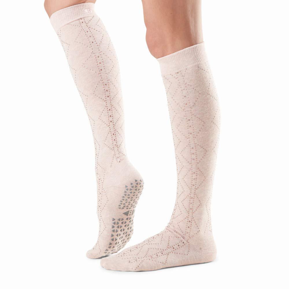 Tavi Noir Women/'s Jane Non-Slip Knee High Socks Grip Barre /& Pilates Socks