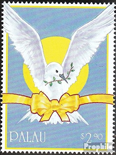 Palau-Islands 473 (Complete.Issue.) 1991 Liberation Kuwaits (Stamps for Collectors) Birds