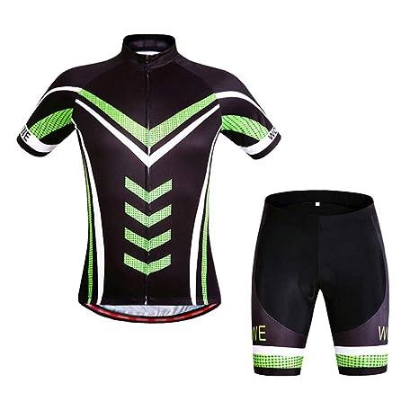 Fengbingl-Bicycle Camisetas de Ciclismo Unisex Mujer Hombre ...