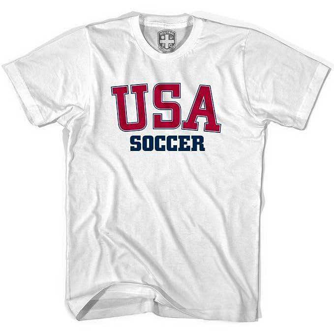 Estados Unidos camiseta de fútbol gris Cool Grey Para jóvenes L
