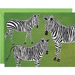 Amazon.com : Zebra Stationery by Paper Source : Office ...