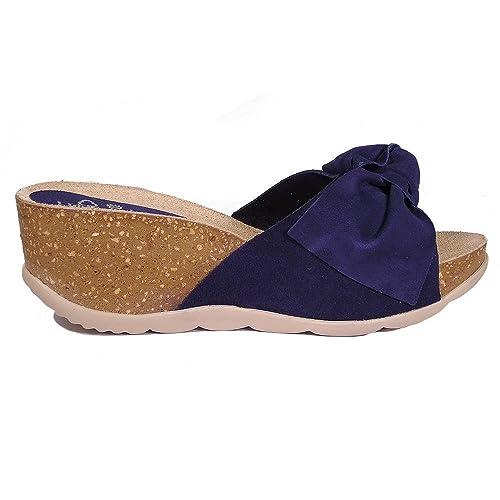 698ab7c3b Yokono Women s Thong Sandals Navy  Amazon.co.uk  Shoes   Bags