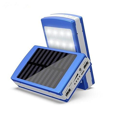 STRIR 8000mAh Cargador Solar Cargador Portátil Batería ...