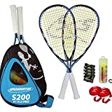 Speedminton SM01-S200-04 Speed Badminton Set(4 Players)